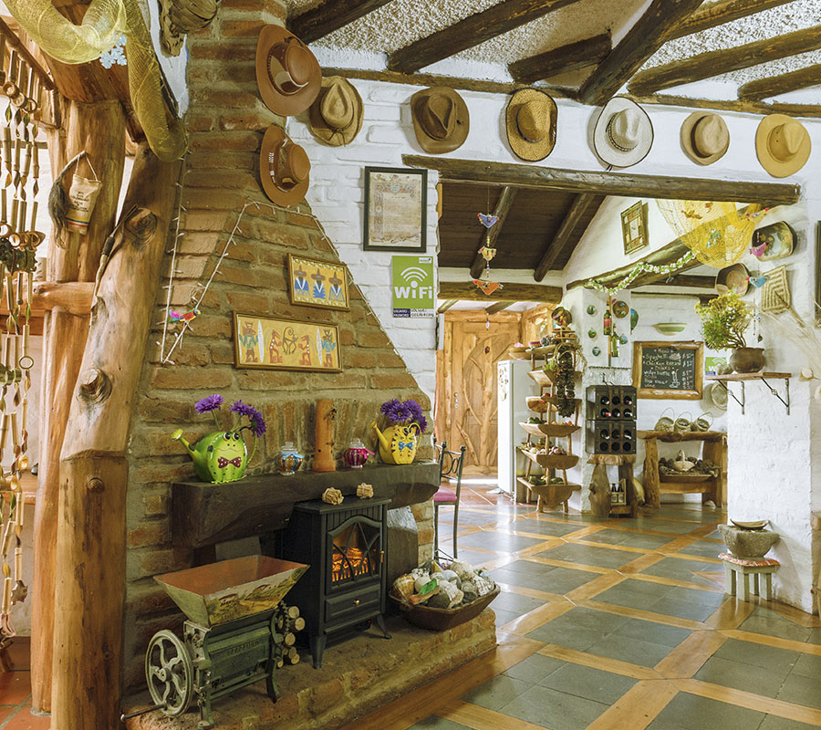 Ecolodge Puebo, Ecuador, Zaysant - Near to the airport